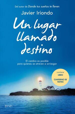 PACK UN LUGAR LLAMADO DESTINO + LIBRETA