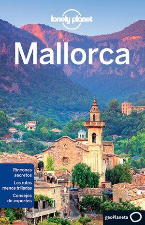 MALLORCA GUÍA LONELY PLANET 2015