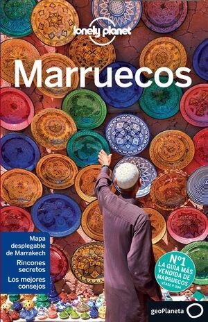 MARRUECOS. GUÍA LONELY PLANET 2015