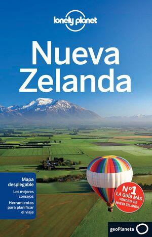 NUEVA ZELANDA. GUÍA LONELY PLANET 2015