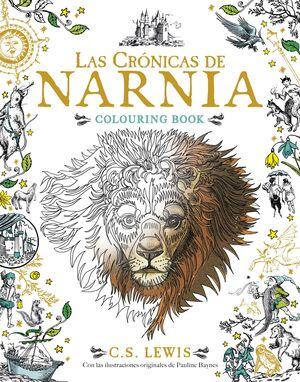 LAS CRÓNICAS DE NARNIA. COLOURING BOOK