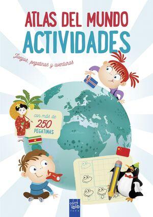 ATLAS DEL MUNDO. ACTIVIDADES (YOYO)