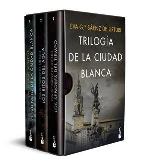ESTUCHE TRILOGÍA DE LA CIUDAD BLANCA