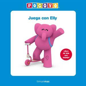 JUEGA CON ELLY. LIBRO DE TELA