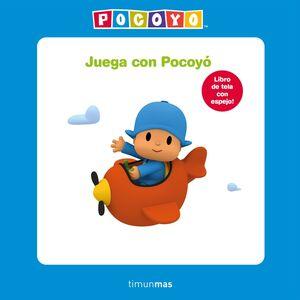 JUEGA CON POCOYÓ. LIBRO DE TELA
