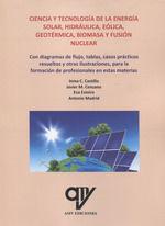 CIENCIA Y TECNOLOGÍA DE LA ENERGÍA SOLAR, HIDRÁULICA, EÓLICA, GEOTÉRMICA, BIOMAS