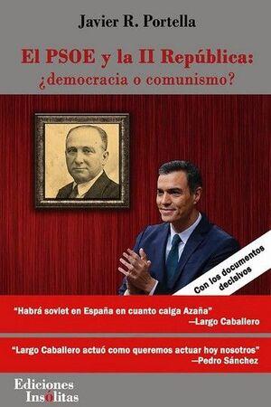 EL PSOE Y LA II REPÚBLICA