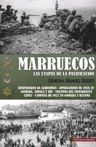MARRUECOS. LAS ETAPAS DE LA PACIFICACION