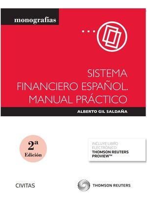 SISTEMA FINANCIERO ESPAÑOL MANUAL PRACTICO DUO