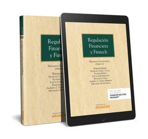 REGULACIÓN FINANCIERA Y FINTECH (PAPEL+E-BOOK)