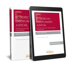 EL DERECHO DISCIPLINARIO JUDICIAL (PAPEL + E-BOOK)