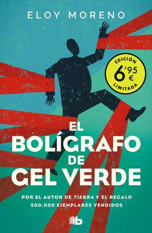 EL BOLIGRAFO DE GEL VERDE (EDICION LIMITADA A PRECIO ESPECIAL)