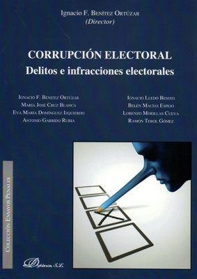 CORRUPCIÓN ELECTORAL: DELITOS E INFRACCIONES ELECTORALES