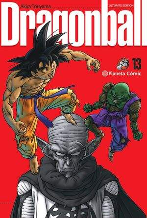 DRAGON BALL ULTIMATE Nº 13/34
