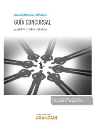 GUÍA CONCURSAL (DÚO PAPEL+EBOOK)