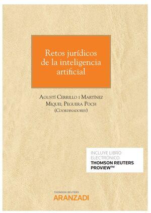 RETOS JURÍDICOS DE LA INTELIGENCIA ARTIFICIAL (DÚO)