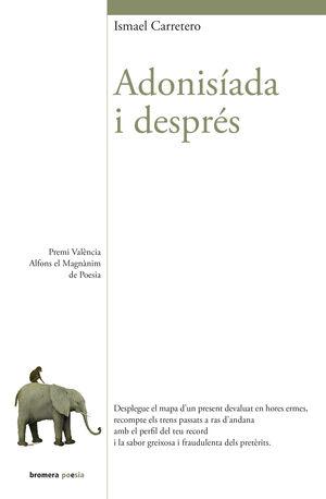ADONISIADA I DESPRES CATALAN