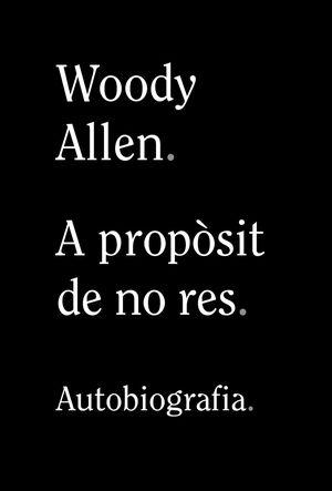 A PROPÒSIT DE NO RES