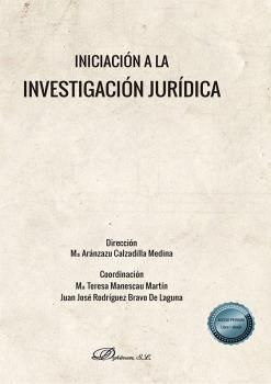INICIACIÓN A LA INVESTIGACIÓN JURÍDICA