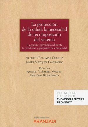 PROTECCION DE LA SALUD LA NECESIDAD DE RECOMPOSICION DEL S