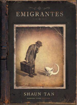 EMIGRANTES (EDIC. X ANIVERSARIO RUSTICA)