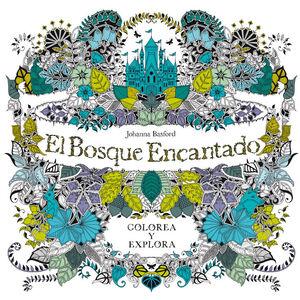 EL BOSQUE ENCANTADO : COLOREA Y EXPLORA