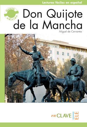 DON QUIJOTE DE LA MANCHA : NIVEL 4 (C1)