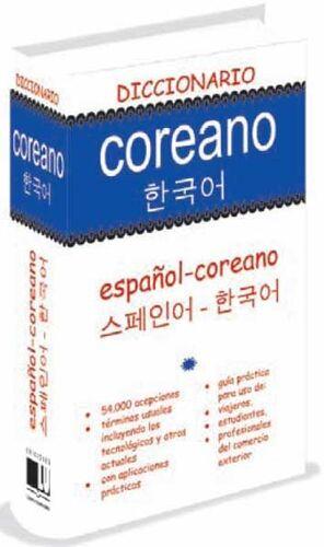 DICCIONARIO COREANO-ESPAÑOL, ESPAÑOL-COREANO