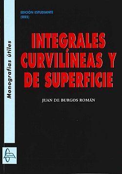 INTEGRALES CURVILINEAS Y DE SUPERFICIE