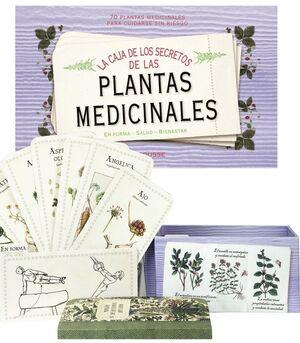 LOS SECRETOS DE LAS PLANTAS MEDICINALES