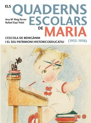 ELS QUADERNS ESCOLARS DE MARIA (1933-1936)