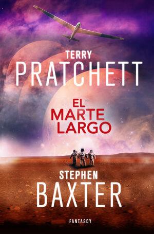 EL MARTE LARGO (LA TIERRA LARGA 3)