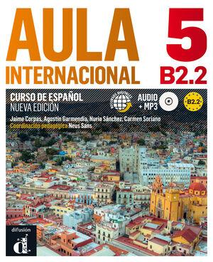 AULA INTERNACIONAL NUEVA EDICIÓN 5 LIBRO DEL ALUMNO