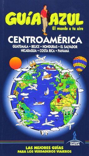 GUÍA AZUL CENTROAMÉRICA