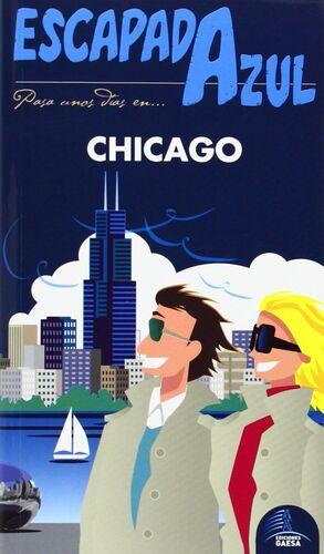 CHICAGO ESCAPADA AZUL