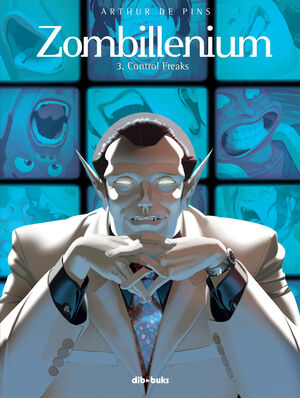 ZOMBILLENIUM 3, CONTROL FREAKS