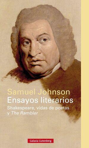 ENSAYOS LITERARIOS