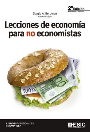 LECCIONES DE ECONOMÍA PARA NO ECONOMISTAS