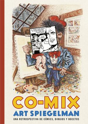 CO-MIX: UNA RETROSPECTIVA DE CÓMICS, DIBUJOS Y BOCETOS