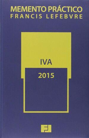 MEMENTO PRACTICO IVA 2015