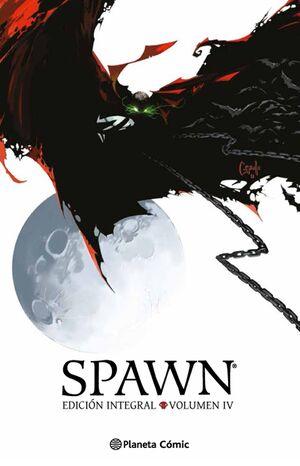 SPAWN (INTEGRAL) Nº 04