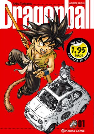 MM DRAGON BALL Nº 01 1,95