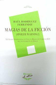 MAGIAS DE LA FICCIÓN