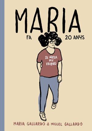 MARIA FA 20 ANYS