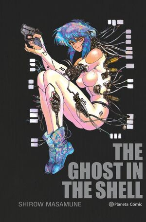 GHOST IN THE SHELL Nº 01 (NUEVA EDICIÓN)