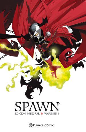 SPAWN (INTEGRAL) Nº 01