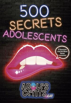 500 SECRETS ADOLESCENTS