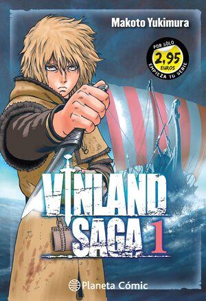 MM VINLAND SAGA Nº01 2,95