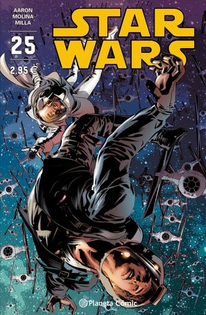 STAR WARS Nº 25/64