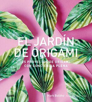 EL JARDÍN DE ORIGAMI